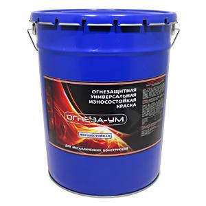 Огнезащитная краска «ОГНЕЗА-УМ» 20 кг