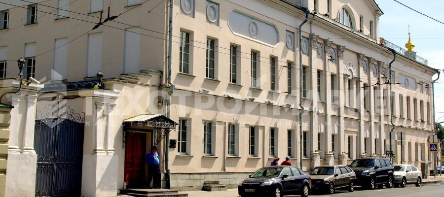 Огнезащита воздуховодов в Музее частных коллекций, Москва