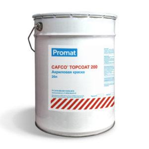 Фото товара Краска Promat Cafco® Topcoat 200