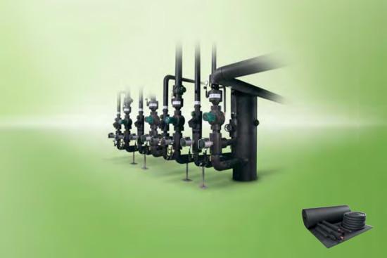 Фото товара Теплоизоляционный материал Armacell HT / Armaflex®