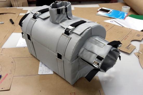 Фото товара Термочехол CaseERA на клапан Ду25