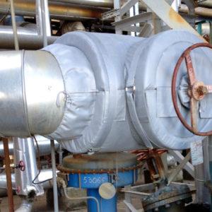 Фото товара Термочехол CaseERA на клапан Ду500