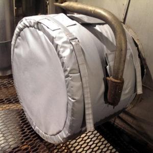 Фото товара Термочехол CaseERA на люк-лаз Ду350